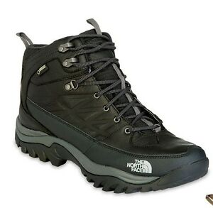 fe1b9162b57 Details about The North Face Men's Storm Winter GTX, Black/Grey UK 8 RRP  £150 NOW ONLY £99!