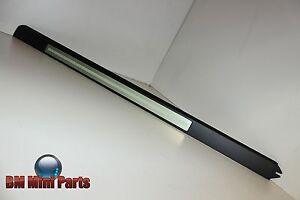 AUDI-A8-S8-FRONT-RIGHT-DOOR-SILL-STRIP-SATIN-BLACK-4E0853986C