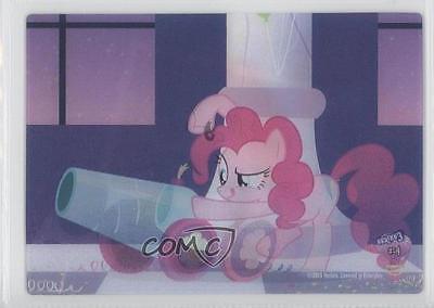 My Little Pony Series 3 # L4 Lenticular Pinkie Pie Card