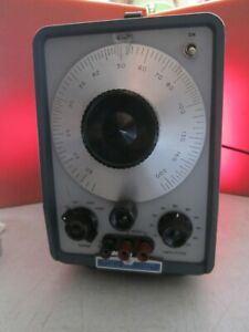 Vintage HP Hewlett-Packard Audio Oscillator 200AB
