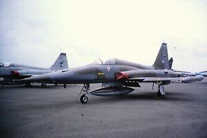 2-213-Northrop-F-5-Freedom-Fighter-Kodachrome-SLIDE