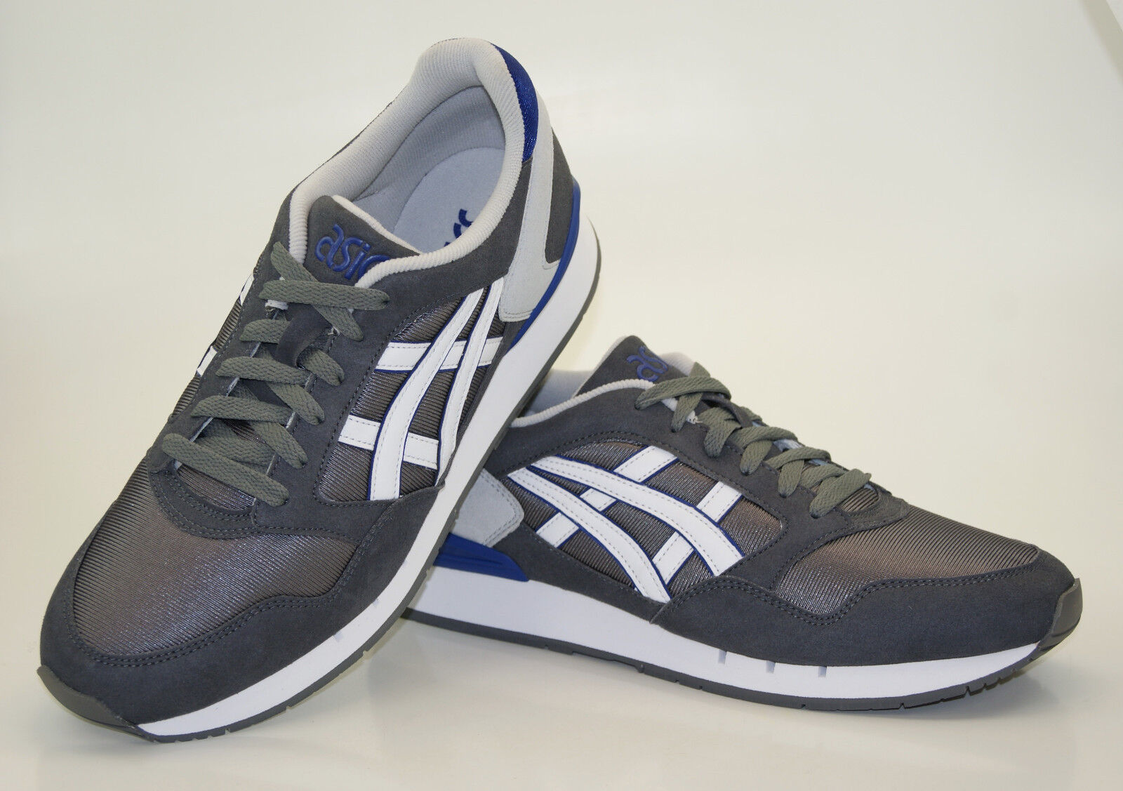 Asics Gel Atlantis Trainers Sports Shoes Sneakers Running Shoes Shoes H5A0N 1101