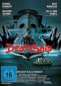DEATH-SHIP-1980-Richard-Crenna-GEORGE-KENNEDY-Alvin-Rakoff-DVD-nuevo