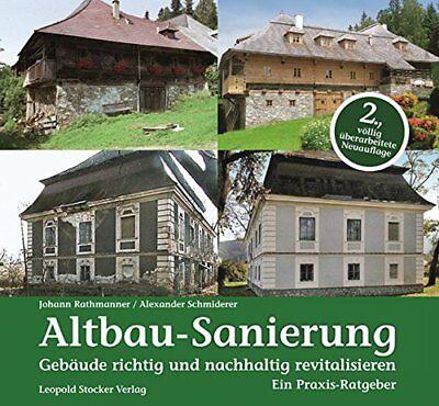 Freizeit & Entertainment Altbau Sanierung Gebäude Häuser Revitalisieren Renovieren Ausbauen Umbauen Buch Auswahlmaterialien