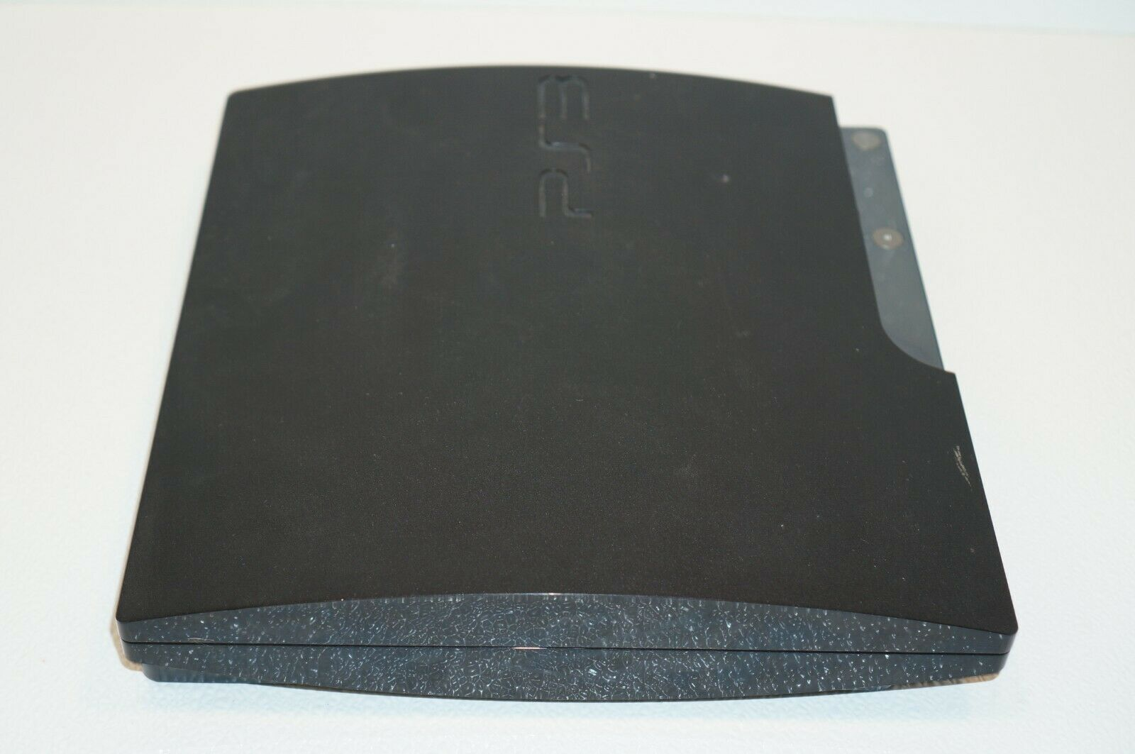 Playstation 3 PS3 CECH-2001b Console Only Parts / Repair Power But No Video Out