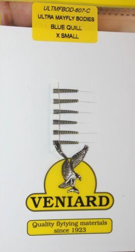 FLY tying Veniard Ultra effimera corpi O11