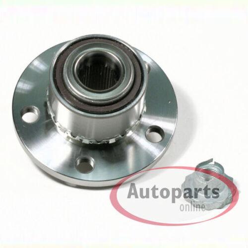 Audi A2 Radnabe Radlager Satz mit Abs Sensor Ring für vorne Vorderachse