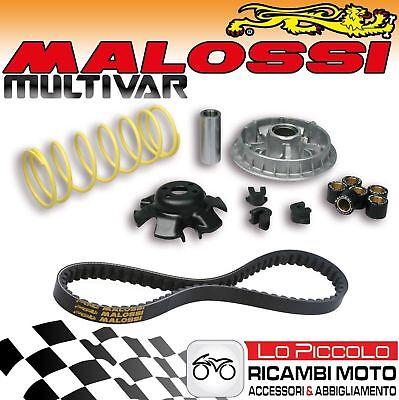 Variatore Malossi Multivar + Cinghia Kevlar Kymco Grand Dink 250 4t Lc