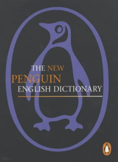 The New Penguin English Dictionary (Penguin Reference Books),Robert Allen