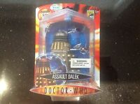 Dr Doctor Who Action Figure - Chocolate Assault Dalek Comic Con 2007 - Mint