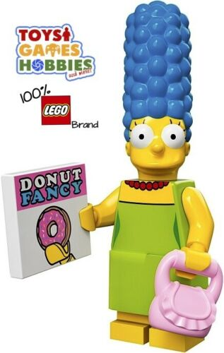 Sealed Foil Bag *NEW* LEGO Minifigure Series 1 The Simpsons #3 MARGE SIMPSON
