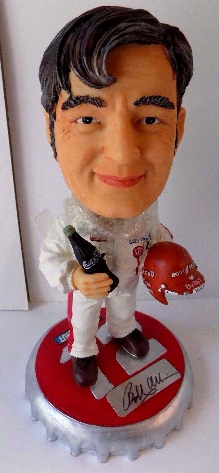 RARE collectible figures BOBBY ALLISON nascar COCA COLA - figurine éd. limitée