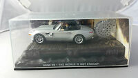 James Bond BMW Z8 The World Is Not Enough 1:43 Diecast Model Car MINT IN BOX 2