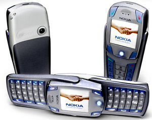 Nokia-6820-Blue-Unlocked-Tri-Band-Camera-Bluetooth-Full-Keyboard-Gsm-Cellphone