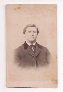 Vintage-CDV-Young-Man-Civil-War-Era-Photo-By-J-Preston-Foster-Philadelphia