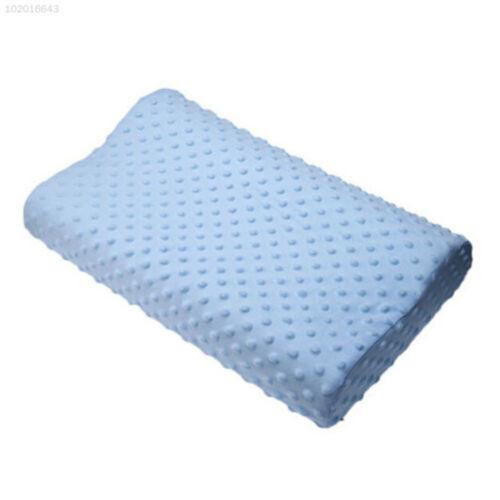 C934 3 Colour Memory Foam Pillow Anti Snore Memory Foam Cleanable