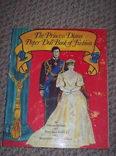 The Princess Diana Paper Doll Book of Fashion