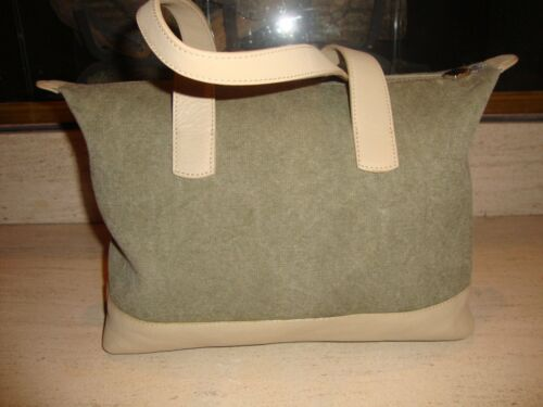 New Leather BeautifulRareamp; Brand By Satchel Fabric Furlanwt And uTc13lJFK