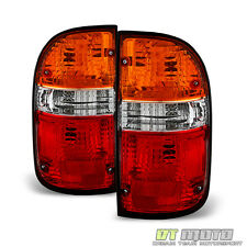 2001 2001 2003 2004 Toyota Tacoma Tail Lights Brake Lamps Replacement Left+Right