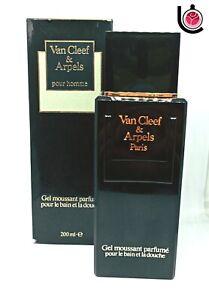 VAN-CLEEF-amp-ARPELS-034-pour-Homme-034-Perfumed-Bath-Shower-Gel-ml-200-VINTAGE-RARO