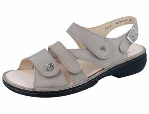 Details zu FINN COMFORT Gomera Damen Sandale beige taupeEquipe