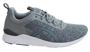 Détails sur Asics Gel Lyte Runner Baskets Hommes Chaussures à Lacets Textile Gris HN6F2 1313