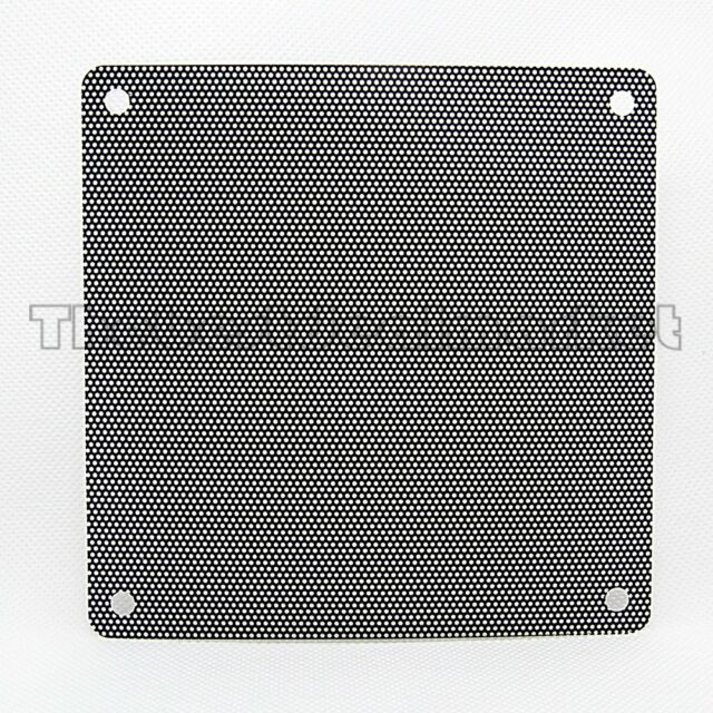 New Computer PC Dustproof Fan Dust & Dirt Filter Case Mesh 120mm High Quality