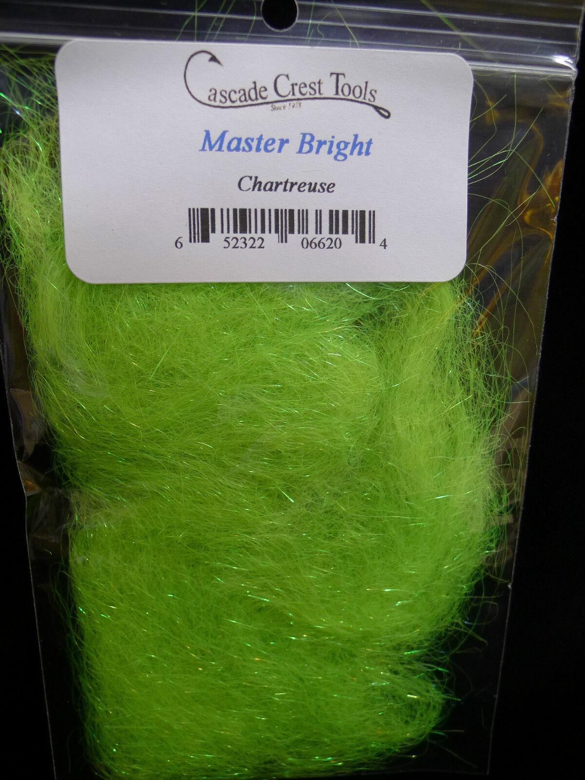Master Bright Dub 100% Pearl porzione Mylar 17 colori GIGANTE porzione Pearl Cascade USA add116