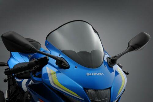 Genuine Suzuki GSX-R 125 Double Bubble Windscreen Smoked 990D0-23K50-SMO