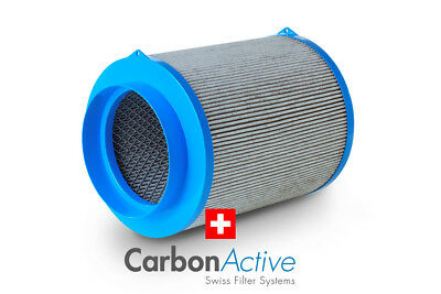 Billiger Preis Carbon Active Homeline 650m³ 200mm Aktivkohle-filter Geruchs Akf Grow Klima
