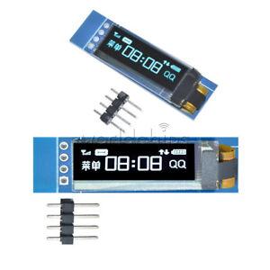 0-91-034-128x32-Blue-White-4Pin-7pin-IIC-I2C-SPI-OLED-LCD-Display-Module-for-Arduino