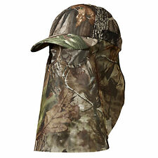 Seeland Cover Cap - Camo Cap with face veil
