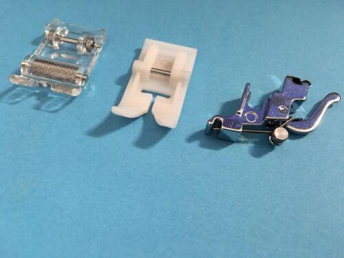 W6, Sewing Machines Teflon and Rolling Foot Singer,Pfaff Fif AEG Privileg