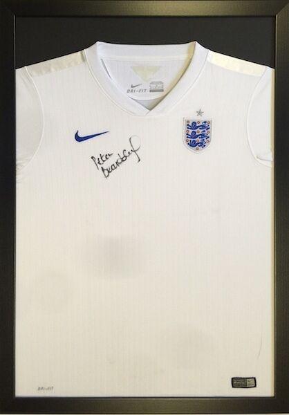 Frame 4X for Signed Football Shirt - DIY Silver | eBay