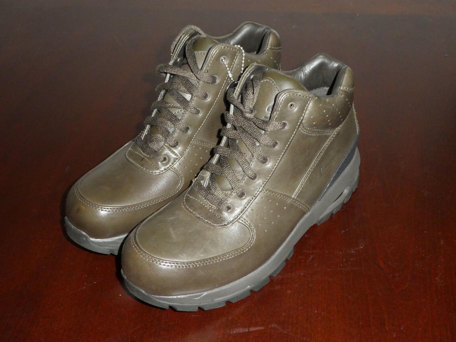 Nike Air Max Goadome mens boots green 865031 205 new