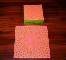 DICK PETERSON Sunspot jigsaw puzzle Springbok abstract art 1970s psychedelic