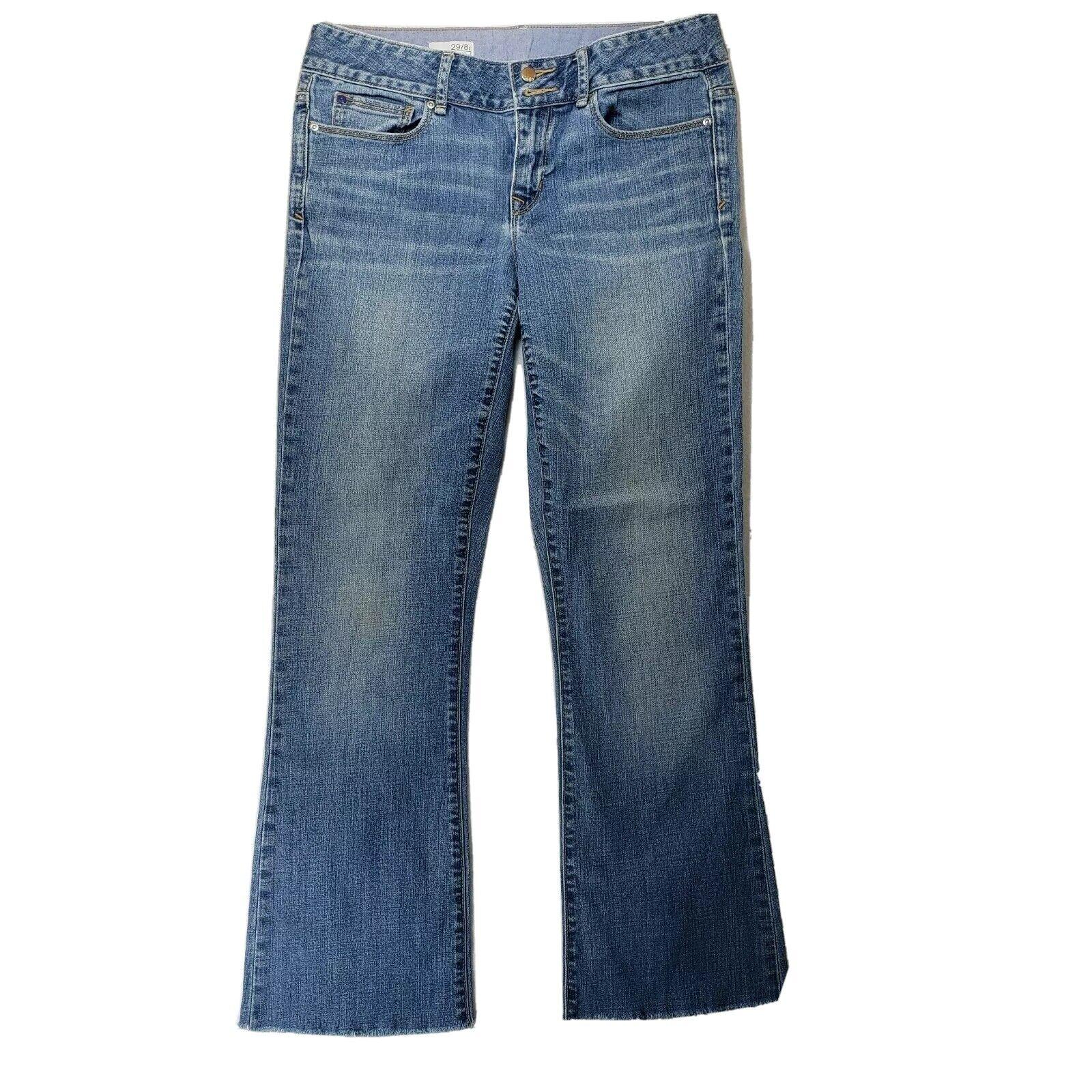 Perfect boot cut size 29L gap