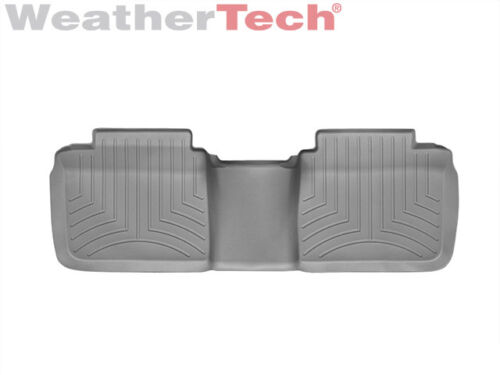2nd Row WeatherTech Custom Fit FloorLiner for Mini Countryman Black