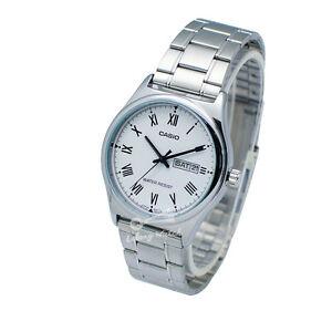 Casio-MTPV006D-7B-Men-039-s-Metal-Fashion-Watch-Brand-New-amp-100-Authentic