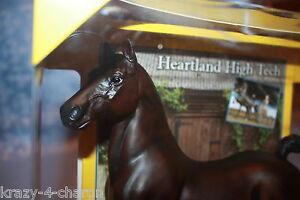 NEW Breyer HEARTLAND HIGH TECH #1484 Hackney Pony Champion Horse