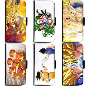 PIN-1-Son-Goku-Phone-Wallet-Flip-Case-Cover-for-LG-Motorola