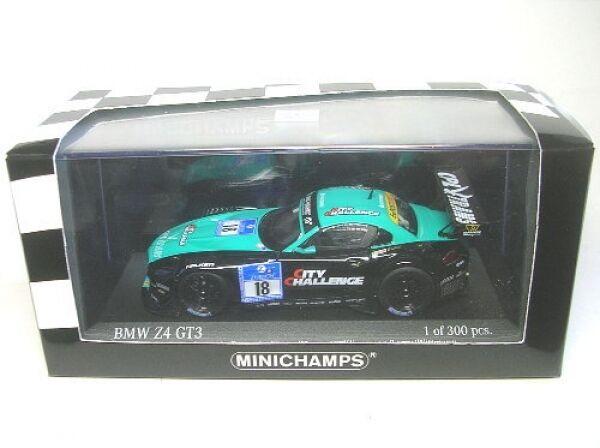 BMW z4 gt3 No. 18 24h Nurburgring 2012 1 43