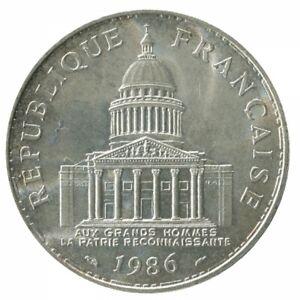 100-Francs-Pantheon-1986