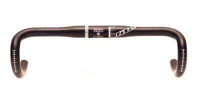 Titan Lite Alloy Road Drop Bar 440 mm Matte Black Reach 70 31.8 mm Drop 125