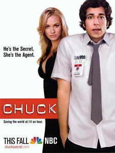 Chuck Tv Movie Poster 30x40 Zachary Levi Vik Sahay Scott Krinsky Joshua Gomez Ebay We're live with zachary levi for a special #shazam! ebay