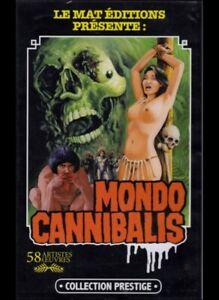 Mondo Cannibalis - N Bertho Le Mat - Illustrations dans coffret format VHS