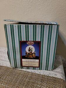 Nutcracker Drum Water Globe by The San Francisco Music Box Company