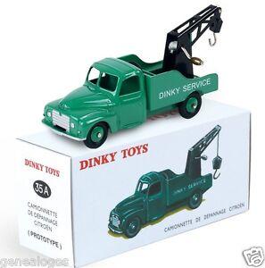 DINKY-ATLAS-CITROEN-U23-DEPANNEUSE-1-43-REF-35-A-BOX-NOEL-2015