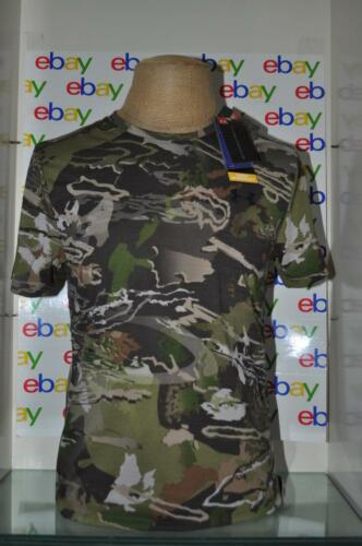 Under Armour Threadborne Early Season Men Hunting Short Sleeve Shirt 1298961 943