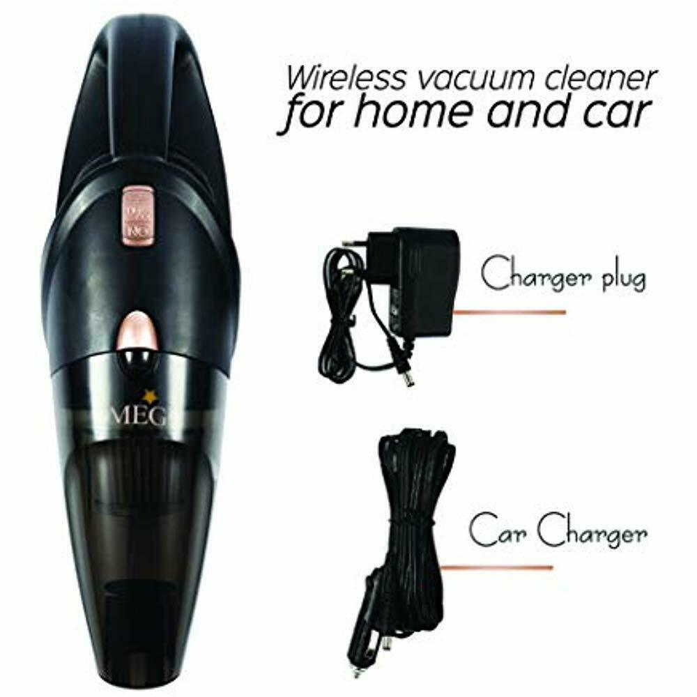Handheld Vacuums Car Cordless, Rechargeable,106W Lithium Battery, Cleaner, Fan,